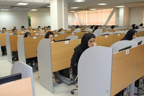 خبرنگاران مرکز آزمون الکترونیک در دانشگاه علوم پزشکی ایران راه اندازی شد