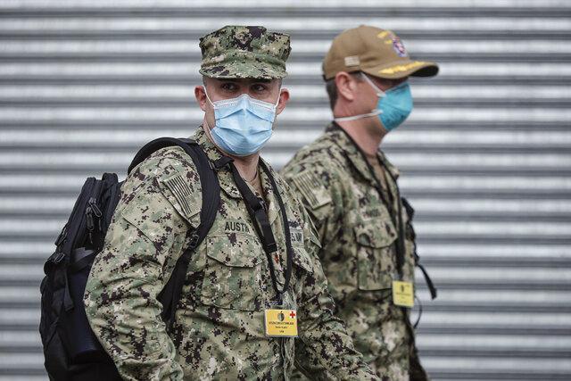 فاصله گذاری اجتماعی در میان سربازان آمریکایی با فناوری