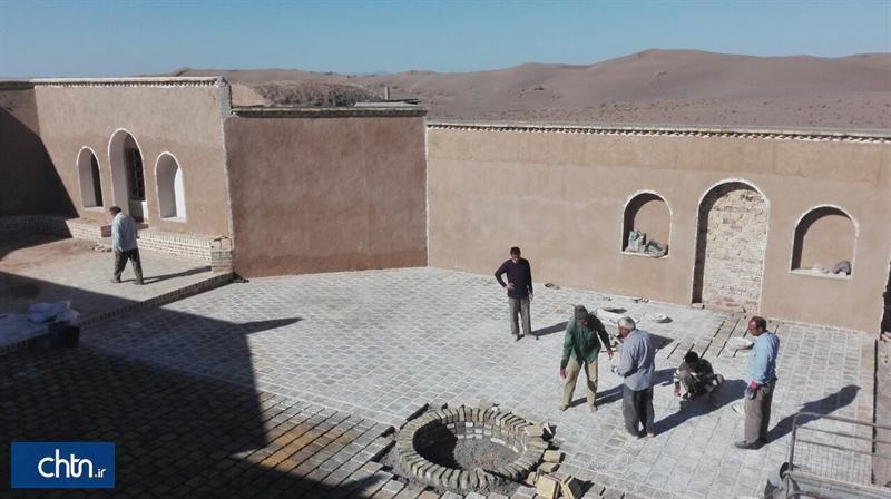 ساخت 3 اقامتگاه بوم گردی جدید در کویر سه قلعه