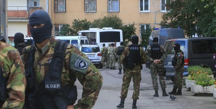 نیروهای امنیتی روسیه یک تروریست را قبل ازعملیات در مسکو از پای درآوردند