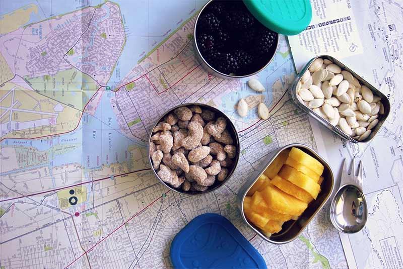 در سفر چه غذاهایی باید بخوریم؟