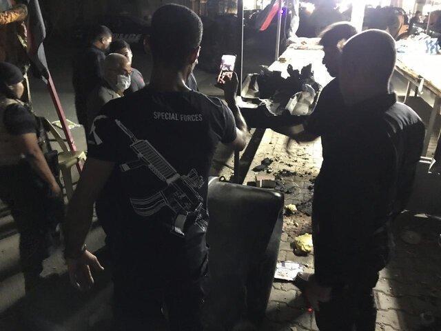 انفجار در نزدیکی هیئت عزاداری شیعیان در کرکوک عراق