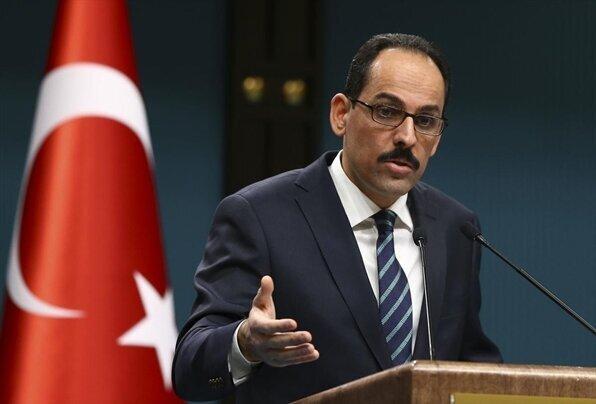 واکنش ترکیه به طرح آتش بس در قره باغ