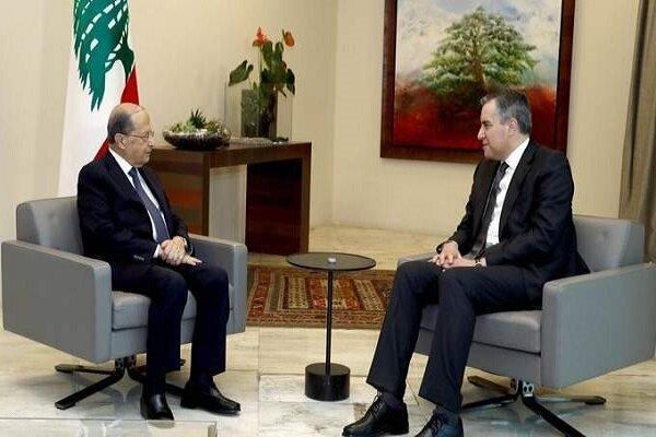 جزییات ملاقات میشل عون با نخست وزیر مامور تشکیل کابینه لبنان