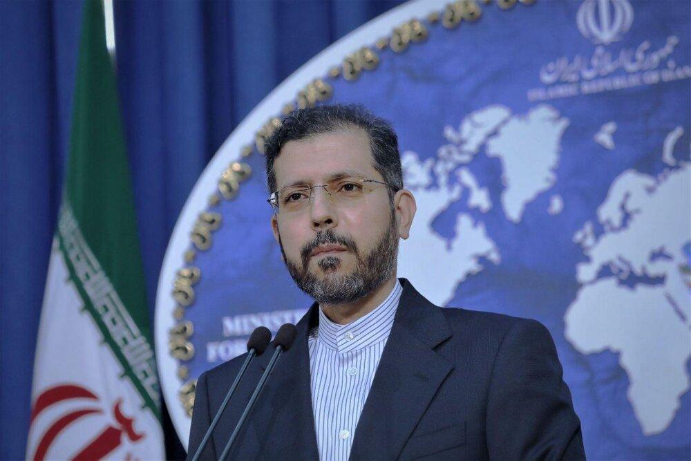 سخنگوی وزارت خارجه: ریاکاری زشت است؛ اما برای تغییر دیر نیست