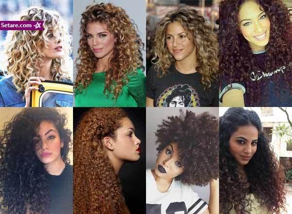 جدیدترین مدل مو فر و آموزش فر کردن مو