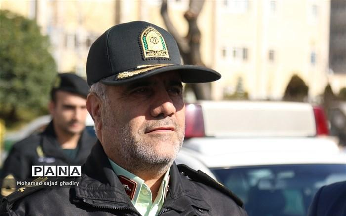 دستگیری 937 سارق، مالخر و قاچاقچی در طرح رعد 38