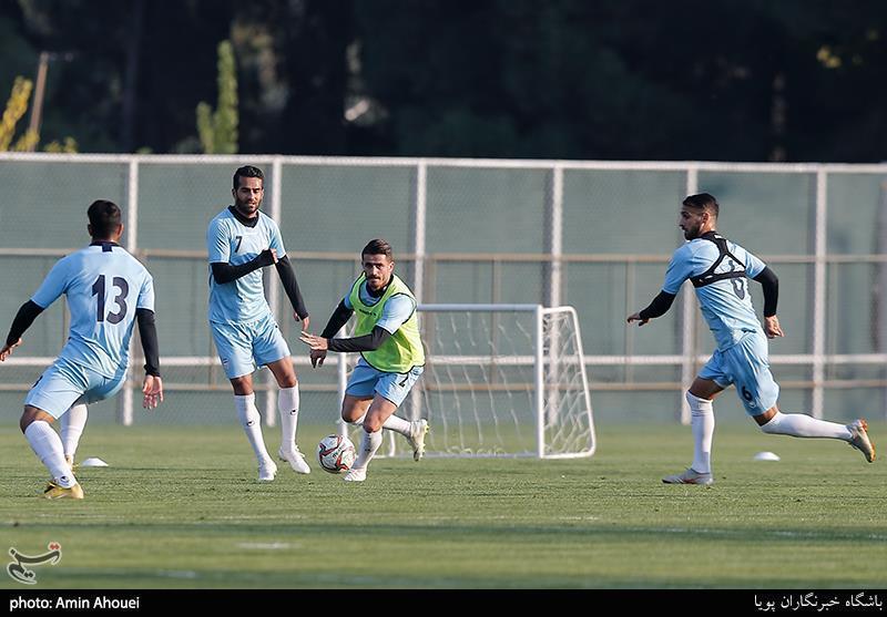 حضور 9 بازیکن در اردوی تیم ملی فوتبال