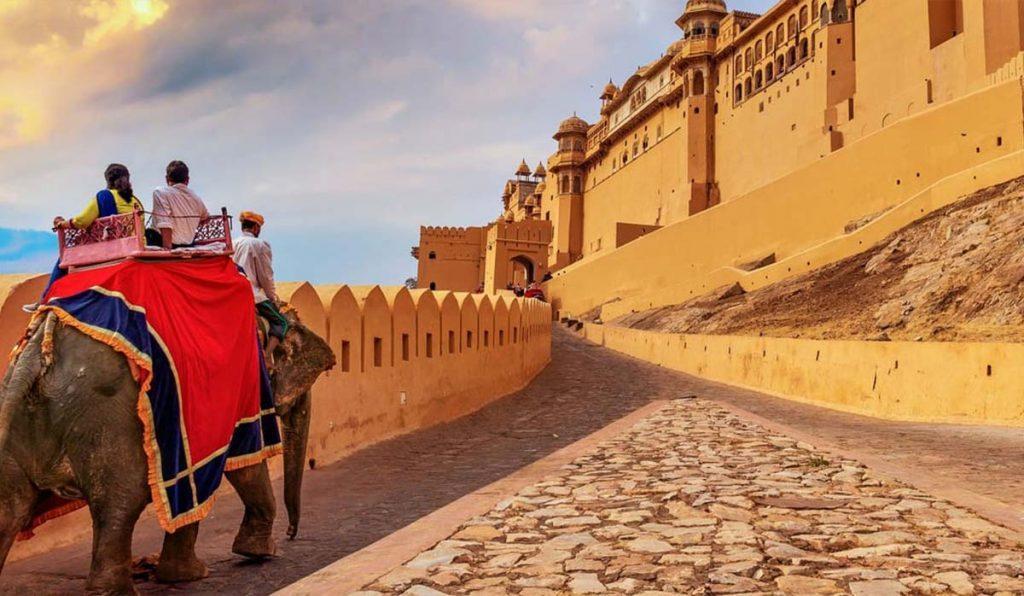 جاذبه های جیپور، شهر صورتی هند