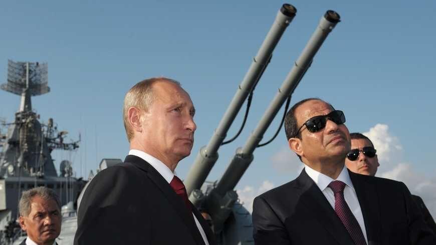 خبرنگاران قاهره و مسکو، همکاری در منطقه ژئواستراتژیک دریای سیاه