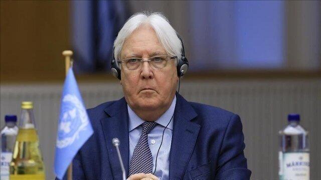 بررسی طرح صلح سازمان ملل در یمن محور مذاکرات امروز گریفیث در ریاض