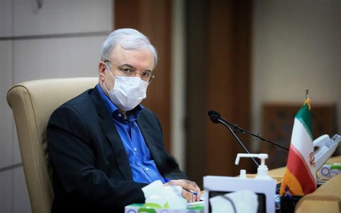 وزیر بهداشت: واکسن ایرانی کرونا از هفته های آینده وارد فاز انسانی می شود