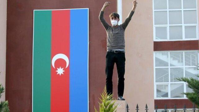 اختلاف در جمهوری آذربایجان بر سر نتیجه جنگ قره باغ