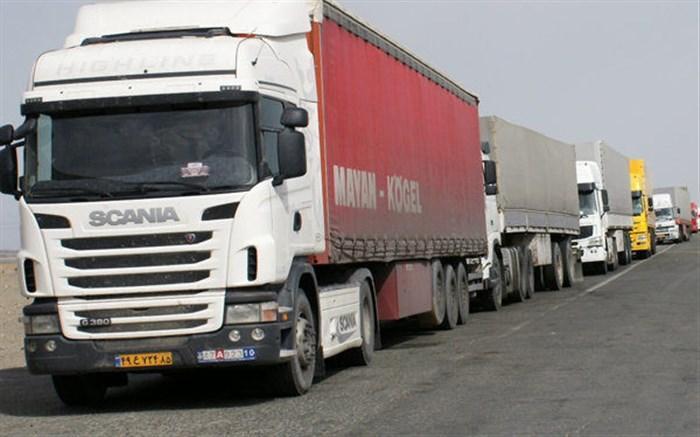 رایزنی برای حل مسائل تردد کامیون ها در مرز دوغارون