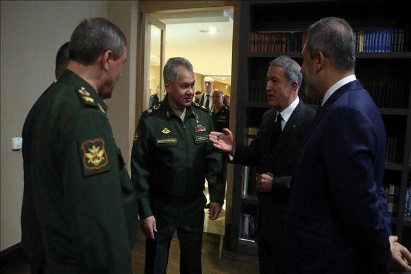 توافق روسیه و ترکیه برای ایجاد مرکز نظارت برآتش بس قره باغ