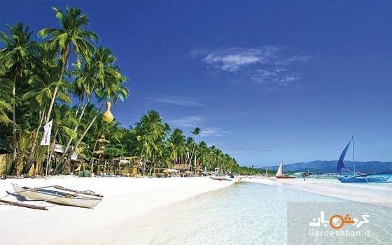 سواحل بوراکای؛جذاب&zwnjترین جاذبه گردشگری بوراکای فیلیپین، عکس