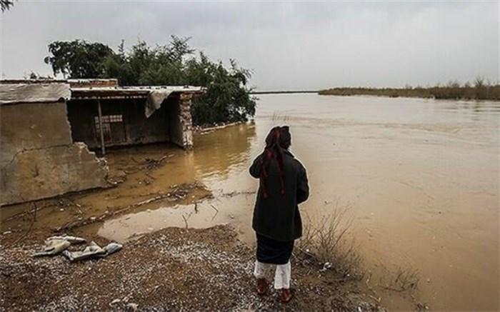 تخصیص اعتبار بازسازی مناطق خسارت دیده از سیل خوزستان