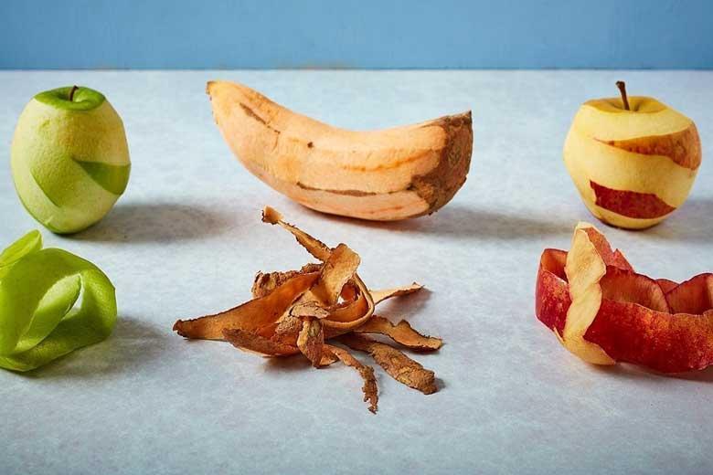 میوه ها را با پوست نخورید!