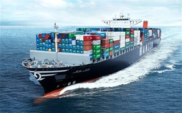 امکان ارسال کالاهای ترانزیتی در کریدور شمال جنوب از راستا دریایی مهیا شد