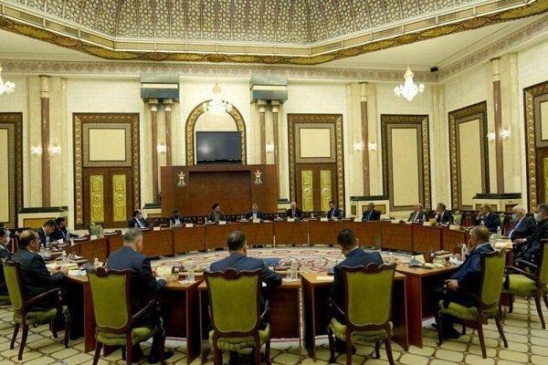 نشست گسترده سران قوای سه گانه و رهبران جریان های سیاسی در عراق