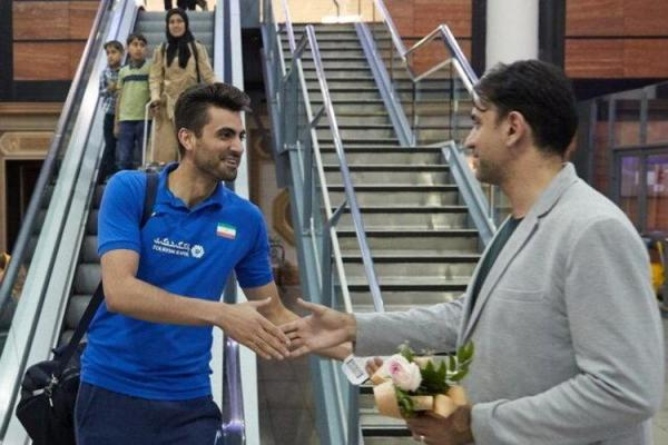 ستاره والیبال ایران به ترکیه رفت