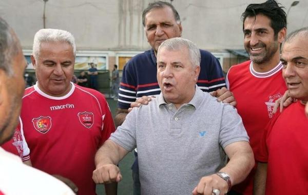 علی پروین از فینال لیگ قهرمانان آسیا می گوید