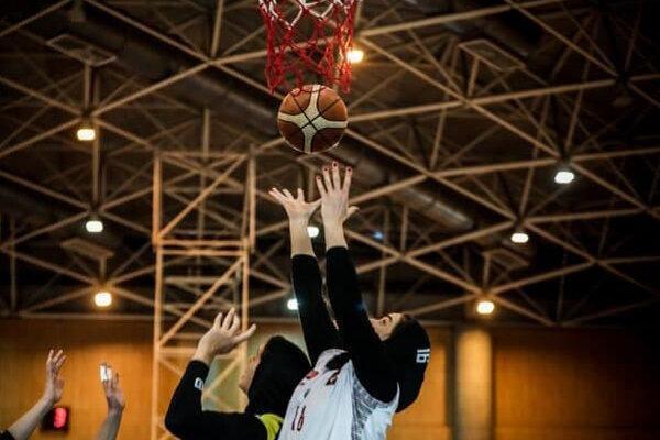 پیگیری لیگ بسکتبال بانوان با برگزاری 6 ملاقات از گروه ب
