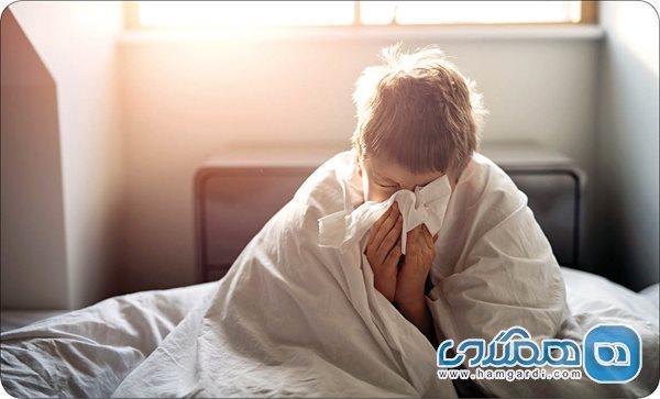 چرا همیشه احساس سرما می کنم؟