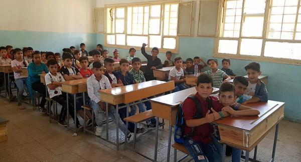 خبرنگاران یونیسف: نیمی از بچه ها سوریه محروم از تحصیل هستند