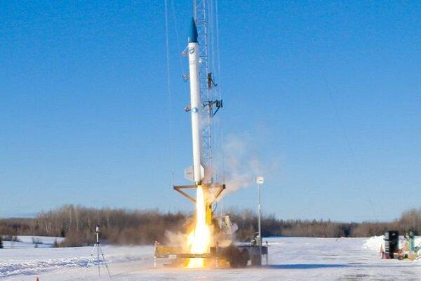 فراوری اولین سوخت زیستی تجاری برای راکت های فضایی