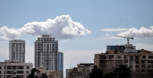 شاخص کیفیت هوای پایتخت امروز 26 بهمن 1399