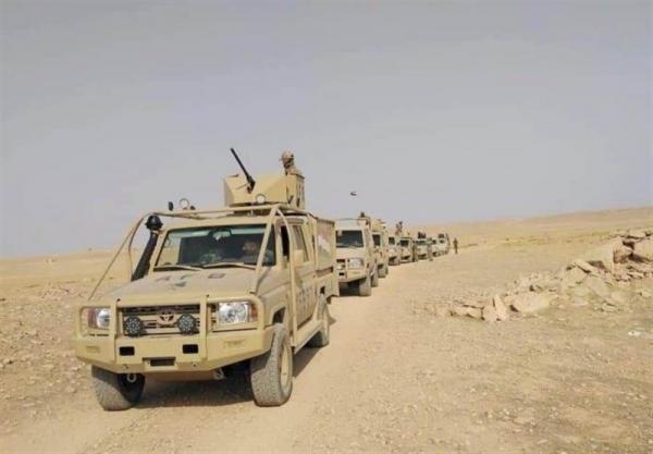 عراق، مهار 7 حمله داعش به میادین نفتی دیالی توسط حشد شعبی، دستگیری تروریست ها در 3 استان