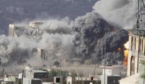 سعودی ها الحدیده را بمباران کردند، شهادت 5 غیرنظامی خبرنگاران