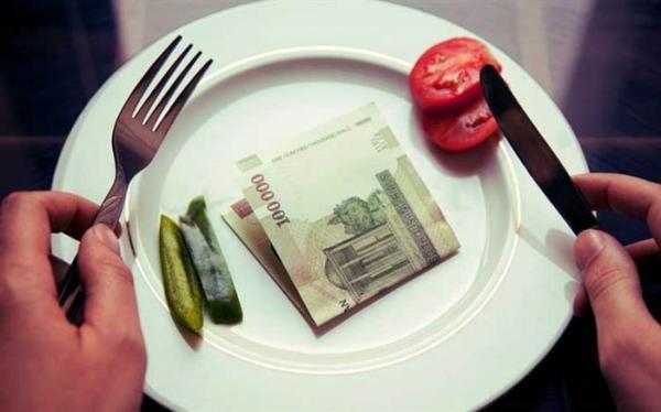 ایرانی ها چطور تا آخر ماه پول خرج می کنند؟