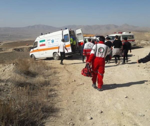 خبرنگاران هلال احمر خراسان شمالی 15 پایگاه را آماده خدمات نوروزی کرد