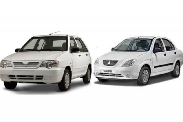 قیمت انواع خودرو های سایپا، پراید و تیبا پنجم فروردین 1400