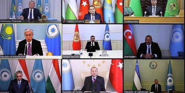 شورای ترک سکوی پرتاب ترکیه به بازارهای نظامی منطقه