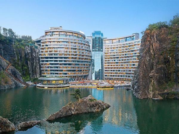 آشنایی با هتلی در شانگهای برای عاشقان محیط زیست!