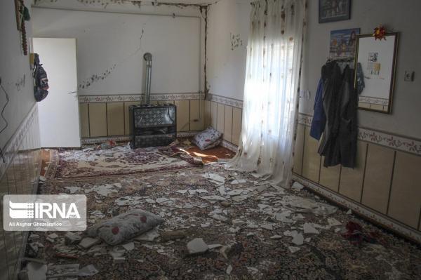 خبرنگاران زلزله گناوه 5 مصدوم برجای گذاشت