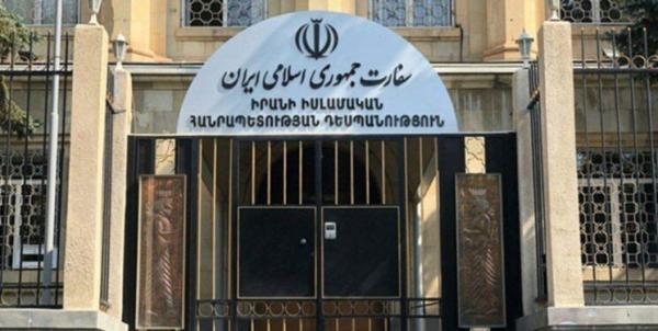 شایعه بازداشت 160 نظامی ارمنستان در ایران، بی اساس است