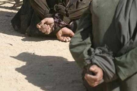 دستگیری سه آدم ربا در کرج