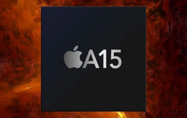 فراوری انبوه چیپست A15 Bionic اپل برای آیفون 13 شروع شده است