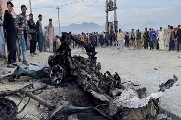 تلفات انفجار کابل به 50 کشته و 100 زخمی افزایش یافت