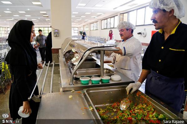 نسل جدید آشپزخانه دانشگاه ها مجهز به فناوری راه اندازی شد