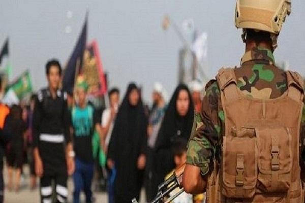 خنثی سازی طرح تروریستی حمله به مجالس حسینی در بغداد